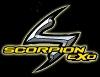 Scorpion styrthjelme