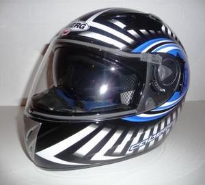 CABERG V2R Zonda - sort/ blå